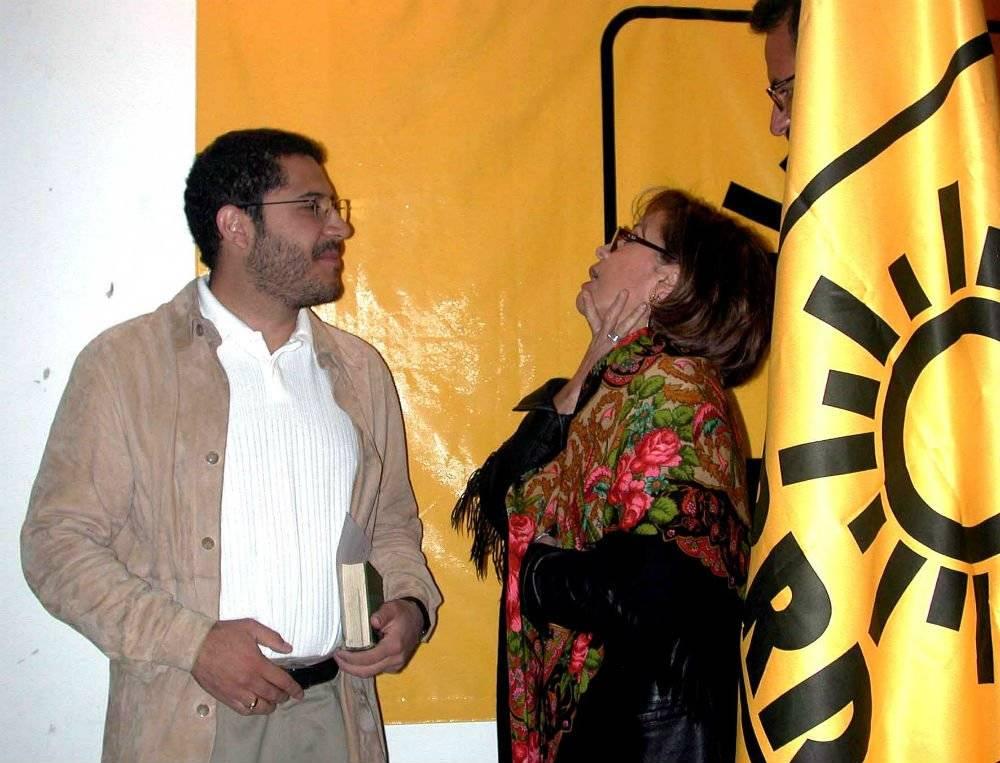 Rosario Robles y Martí Batres Foto: Cuartoscuro