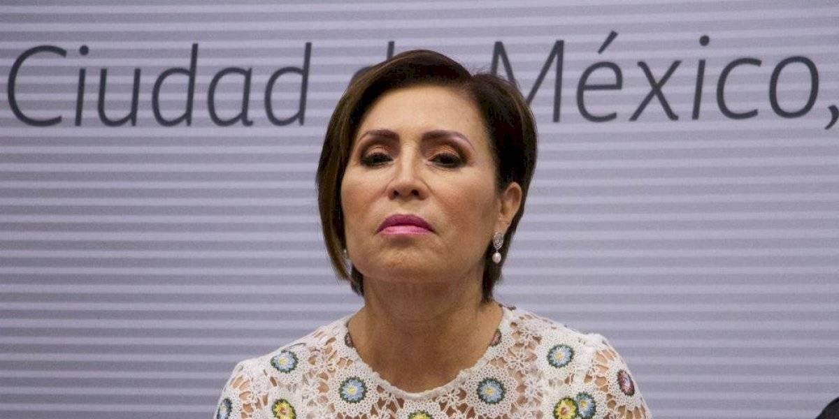 FGR solicita audiencia para vincular a proceso a Rosario Robles