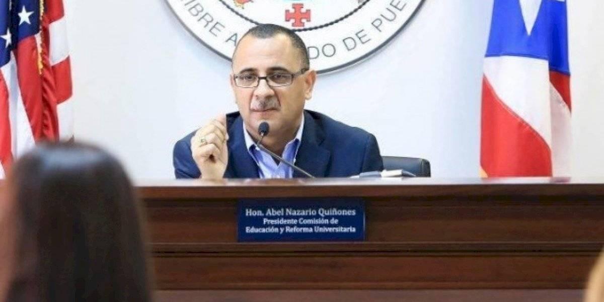 Abel Nazario asegura que no va a renunciar