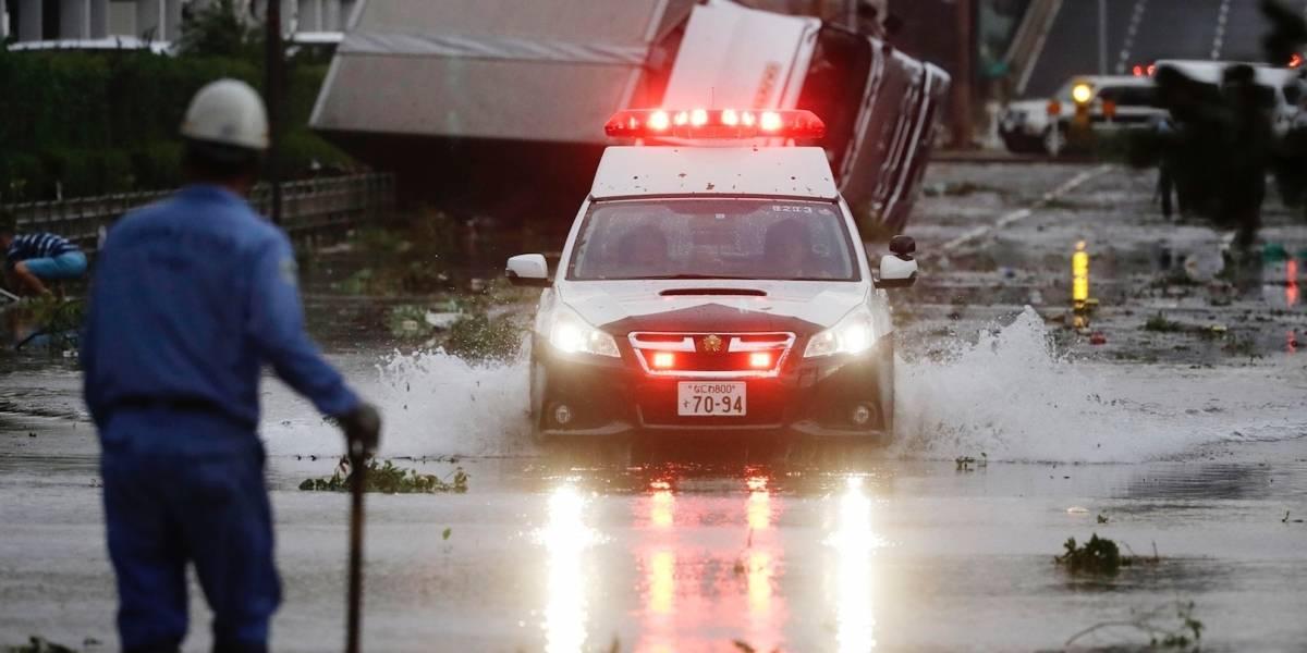 Tokio 2020 afronta riesgos de tifones y terremotos