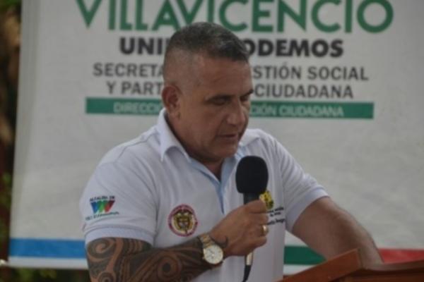Secretario Juan Carlos Guzmán Sánchez