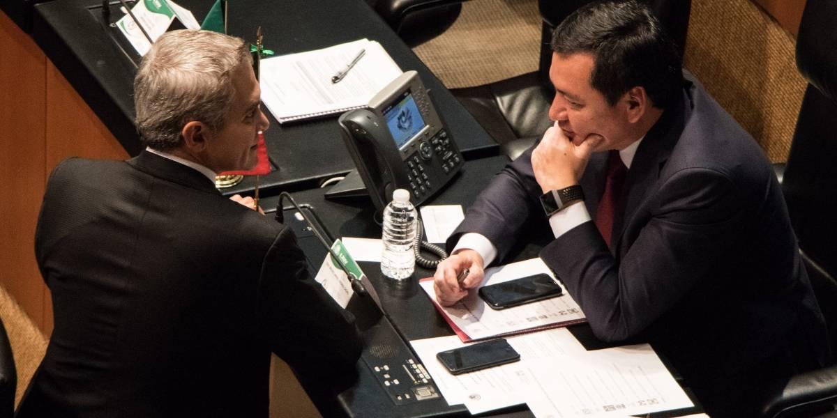 Senadores van por segundo 'round' en integración de comisiones