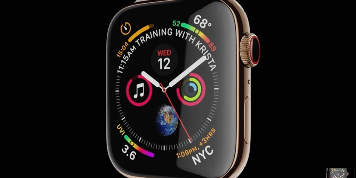 Tecnologia: Anunciado oficialmente o novo Apple Watch Series 4