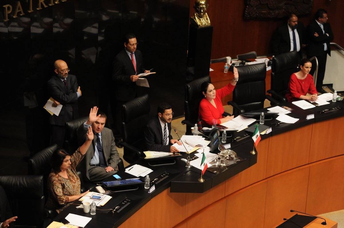 La propuesta deberá contar con el aval de los senadores. Foto: Cuartoscuro.