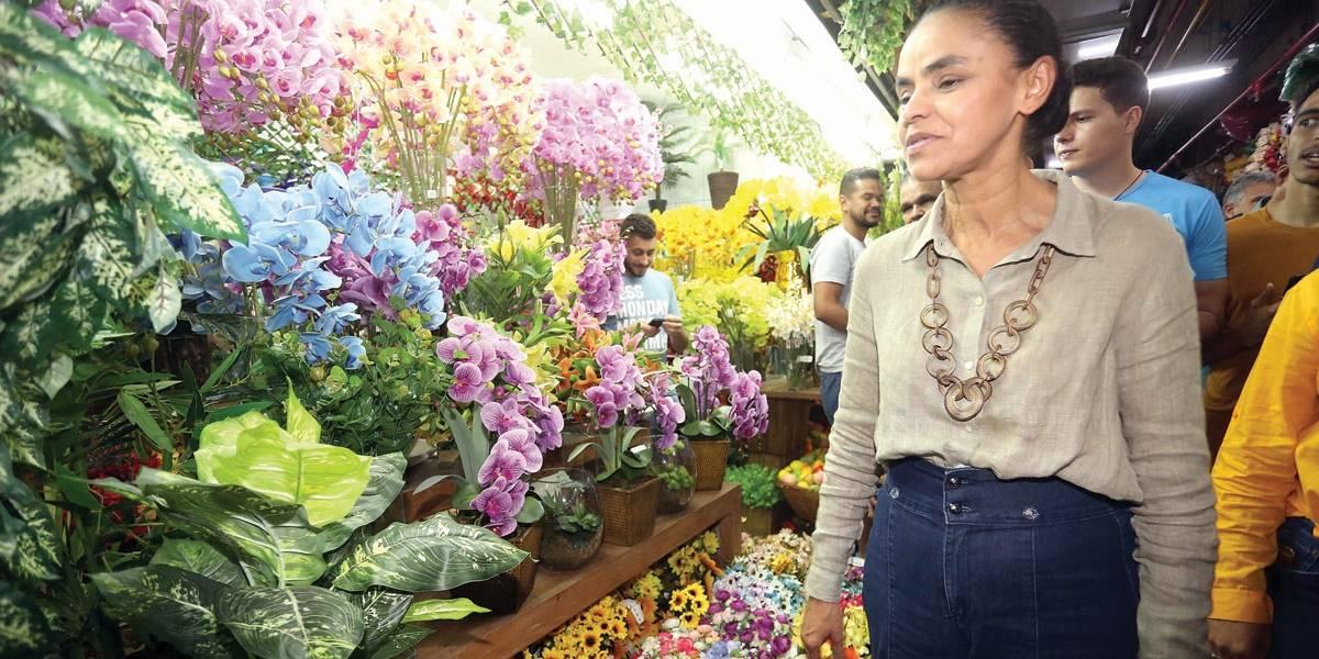 'PT quer apagar período Dilma', diz Marina Silva