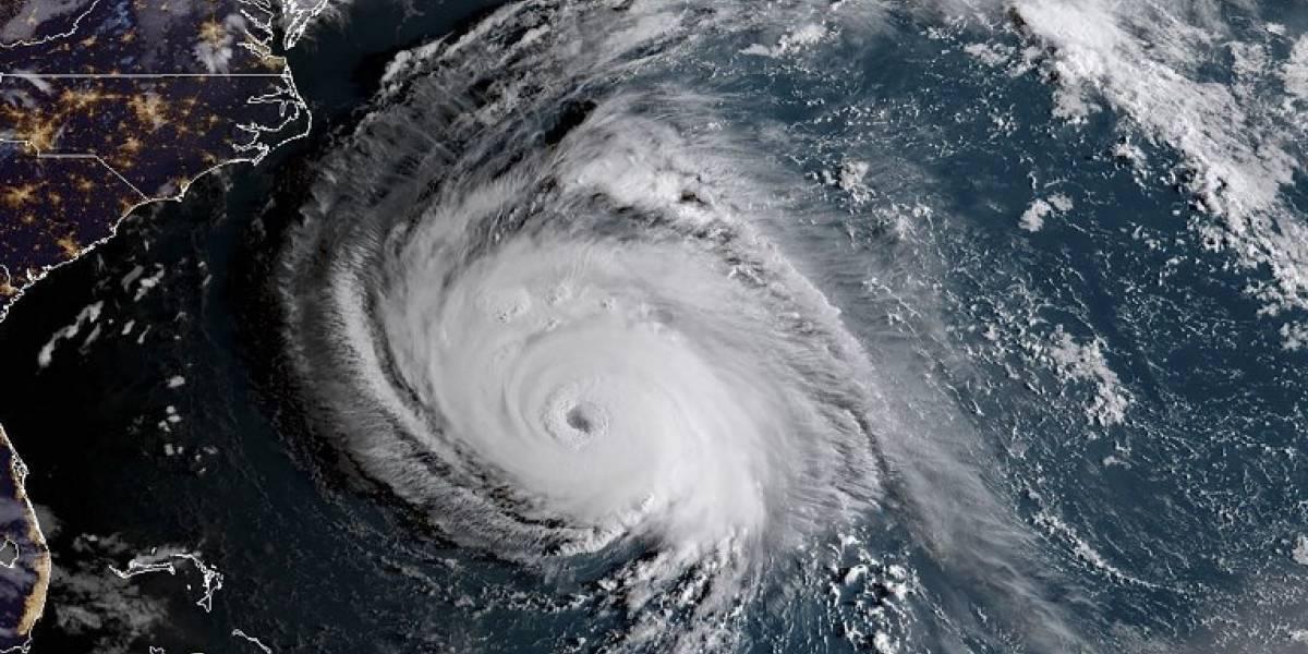 """Estados Unidos en alerta ante la llegada del""""monstruoso"""" huracán Florence"""