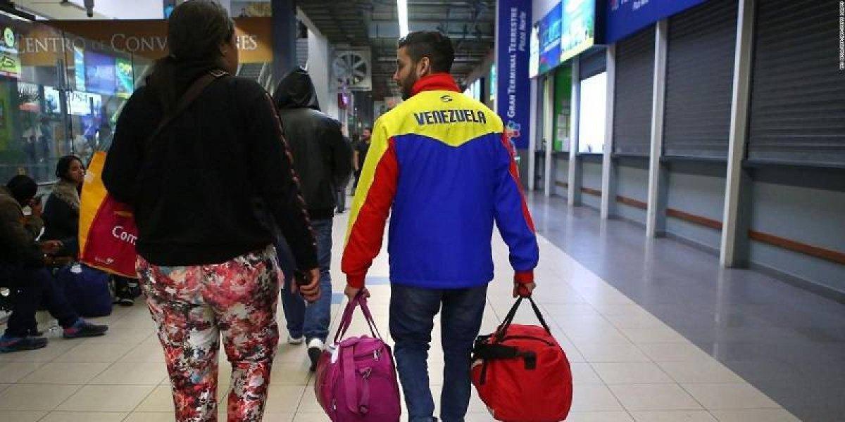 El éxodo venezolano puede llegar a los 4 millones a final de año