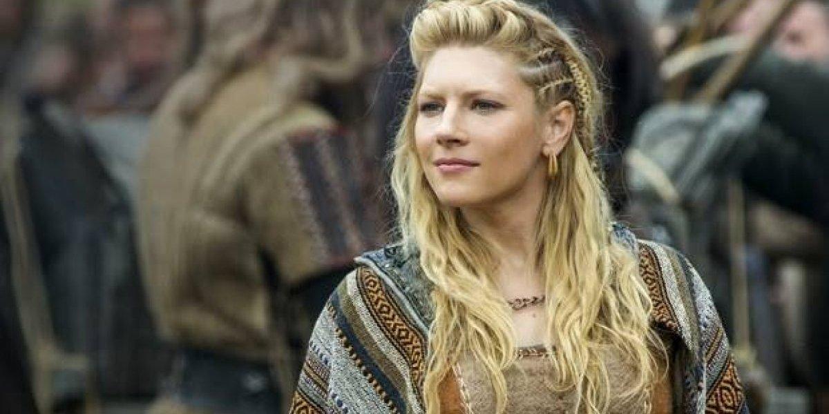 Vikings: Katheryn Winnick publica foto de 'Lagertha' muito mais velha e deixa fãs intrigados
