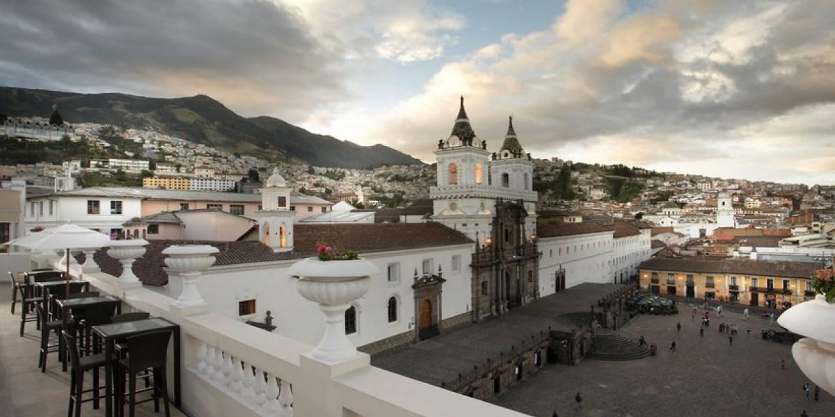Las diez mejores terrazas del mundo: Un hotel de Ecuador entra en la lista