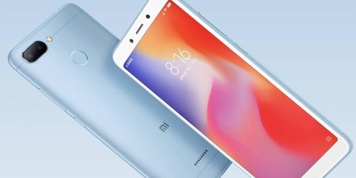 Los Xiaomi Redmi 6 y Redmi 6A llegarán pronto a Colombia y este será su precio