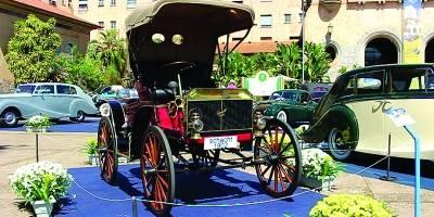 Schacht 1902 foi o veículo mais antigo
