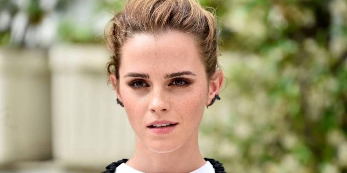 Emma Watson se disfraza de Wonder Woman y las reacciones no paran