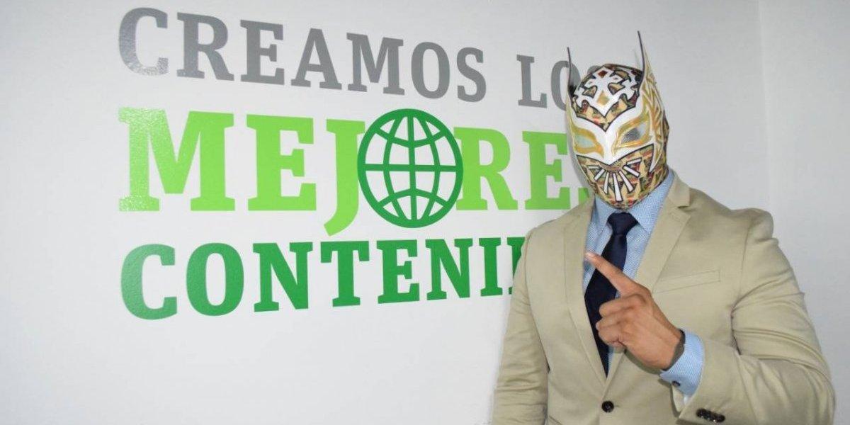 Sin Cara protagonizará la Expo Museo Lucha Libre en CDMX