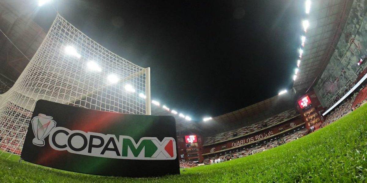 Definen días y horarios para los octavos de Copa MX