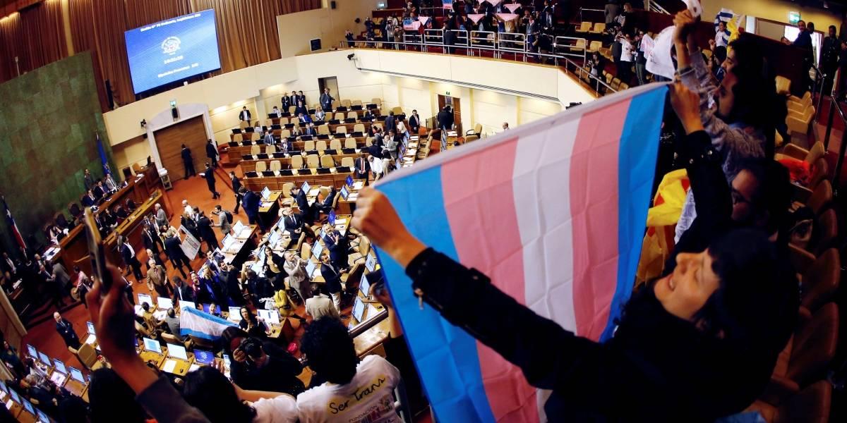 Parlamento do Chile aprova Lei de Identidade de Gênero