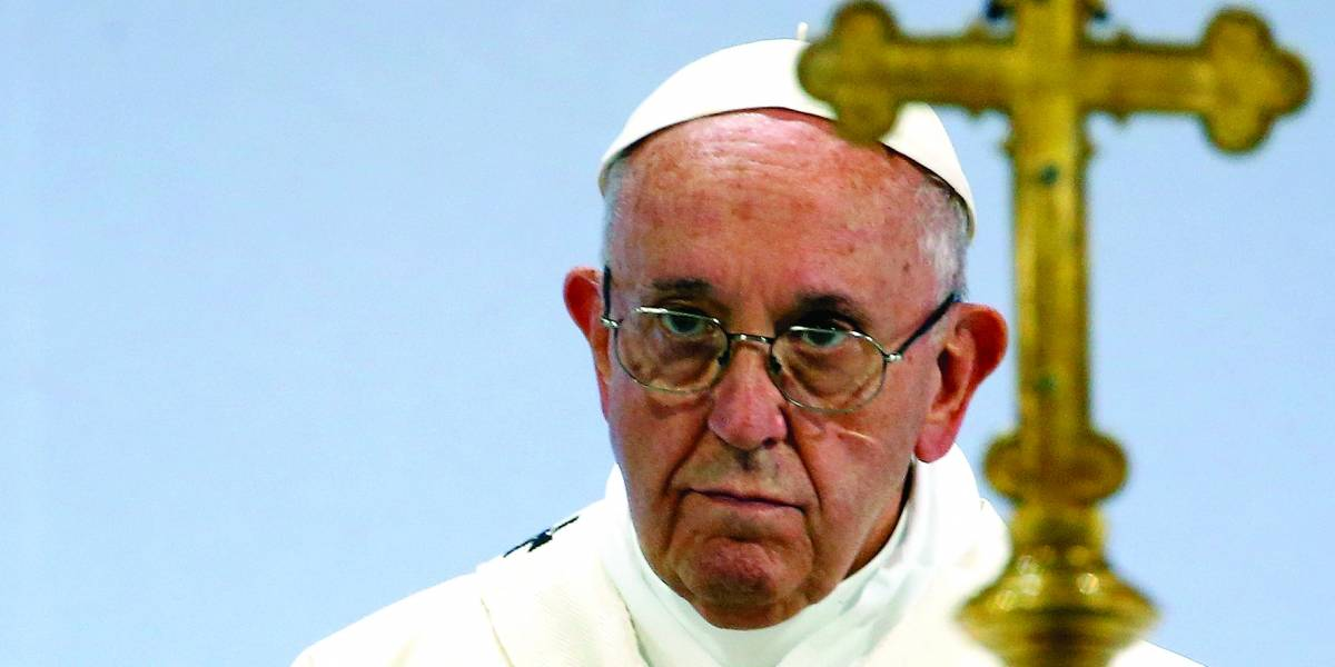 """Em comunicado, Papa se diz """"profundamente consternado"""" por ataque na Catedral de Campinas"""