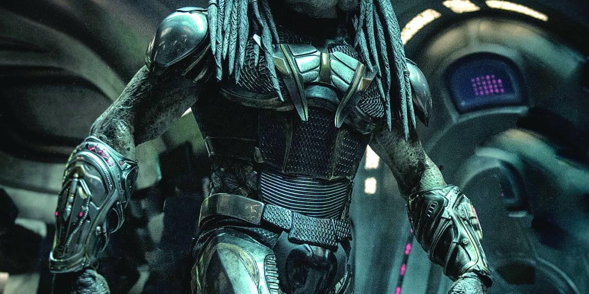 O Predador: famoso alienígena retorna às telas ainda mais assustador