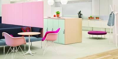 El mobiliario en la productividad de los empleados