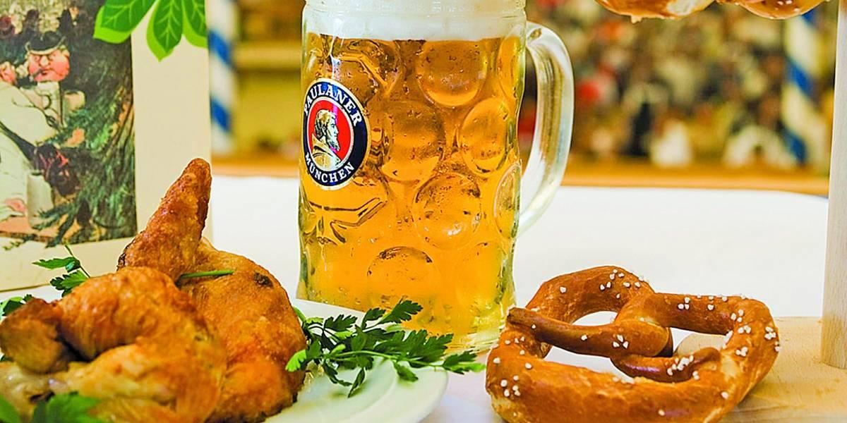 Paulaner Oktoberfest retorna pela terceira vez a São Paulo