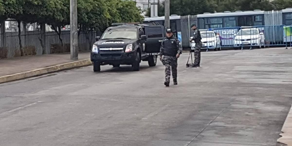 Se reanudan actividades en Terminal Quitumbe tras alerta de bomba