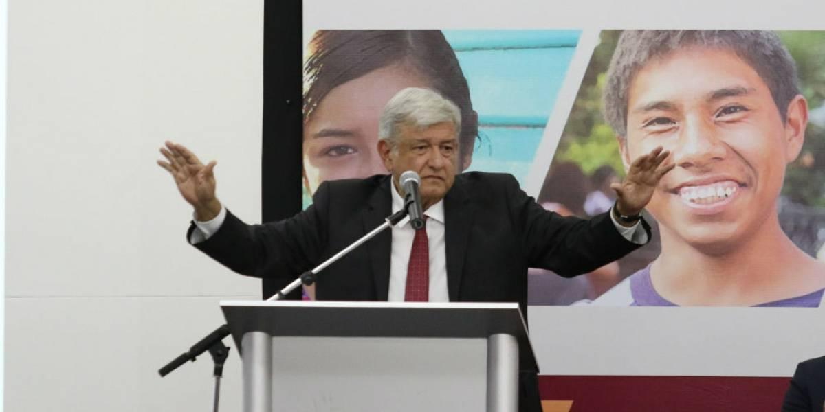 Nunca más se abandonará a los jóvenes en México: AMLO
