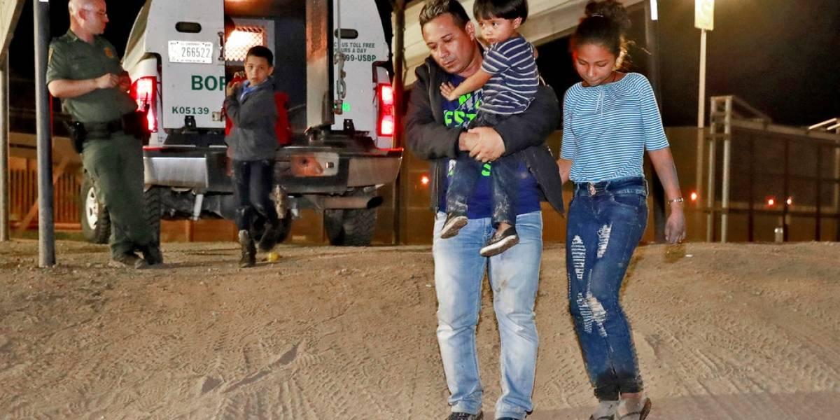 Trump considera pagar a México para que expulse a inmigrantes