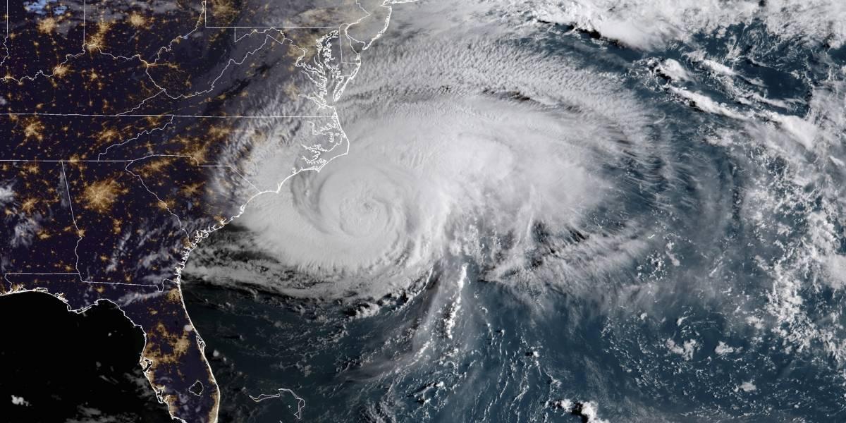 ¿Dónde está el huracán Florence? Aquí puedes seguir la trayectoria del monstruoso ciclón