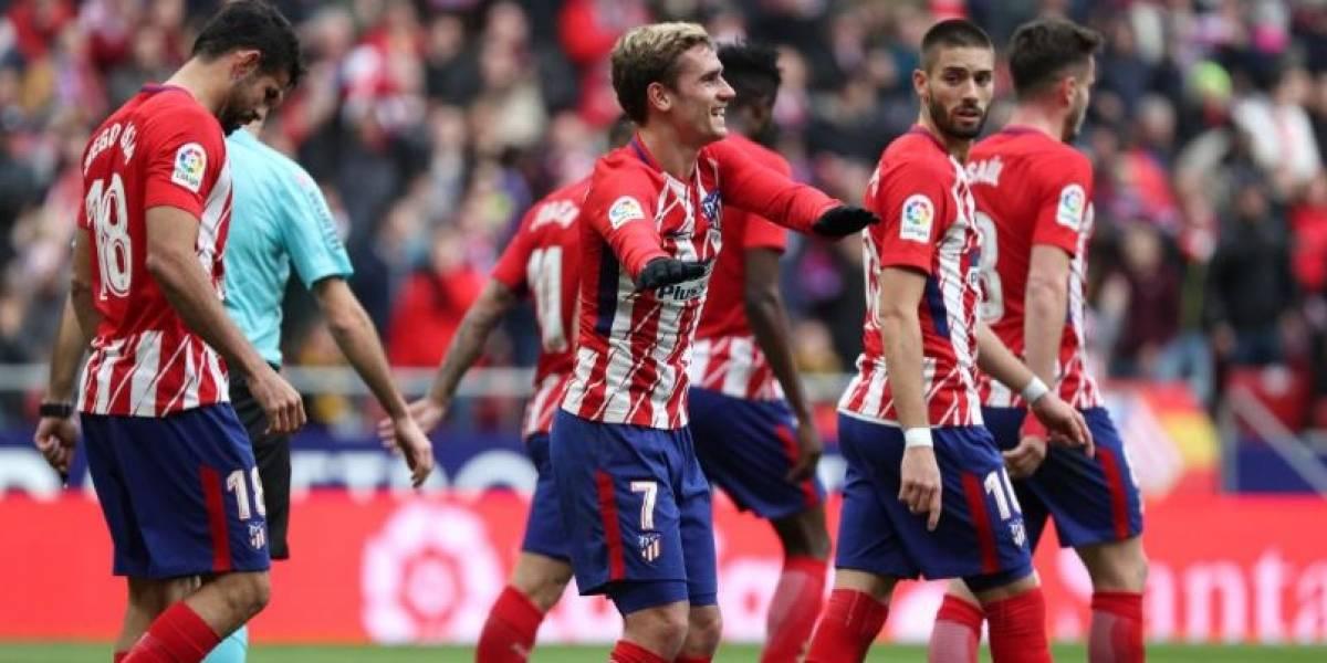 Liga Espanhola: onde assistir ao vivo o jogo Atlético de Madrid x Eibar