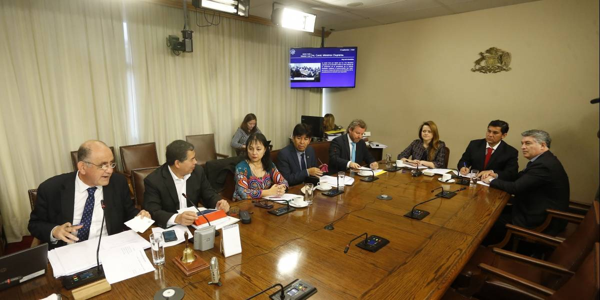 Comisión de diputados aprobó acusación constitucional contra ministros de la Corte Suprema