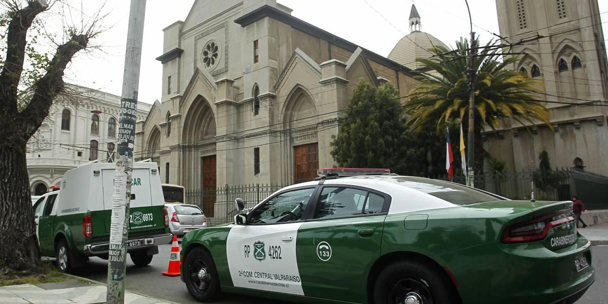Fiscalía realiza allanamientos simultáneos en cuatro obispados de diferentes regiones del país
