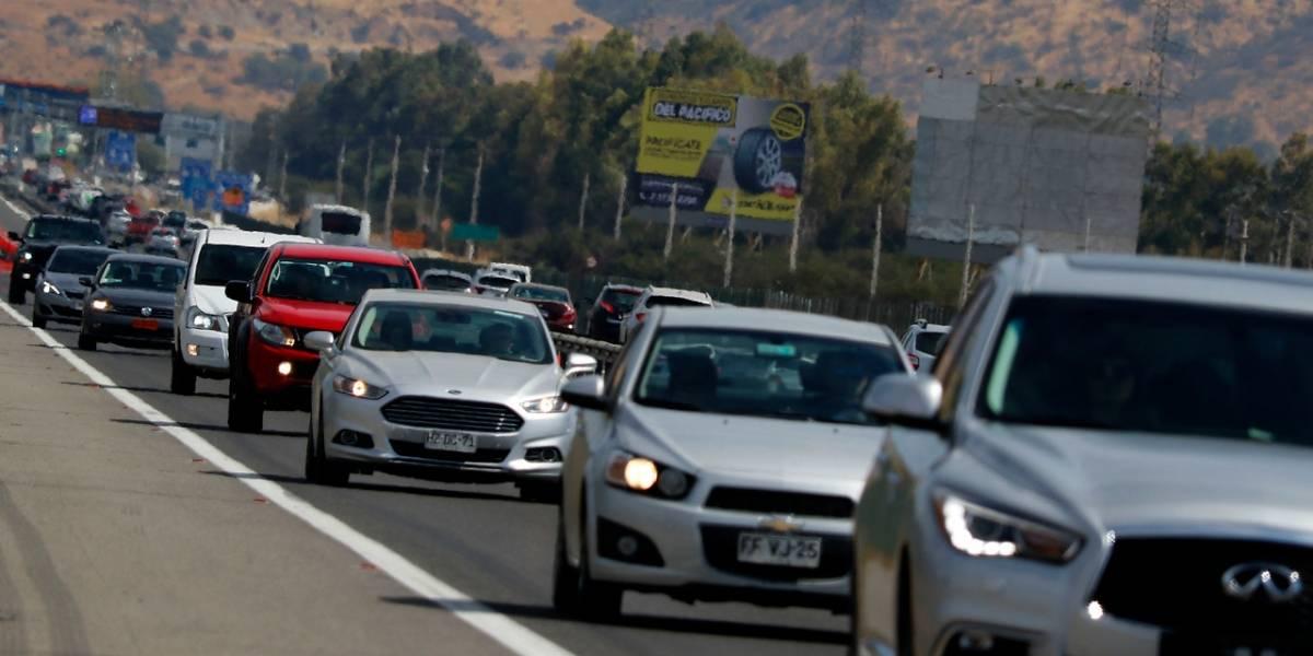 """Efecto """"dieciocho"""": seis millones de personas viajarán por Chile en Fiestas Patrias"""