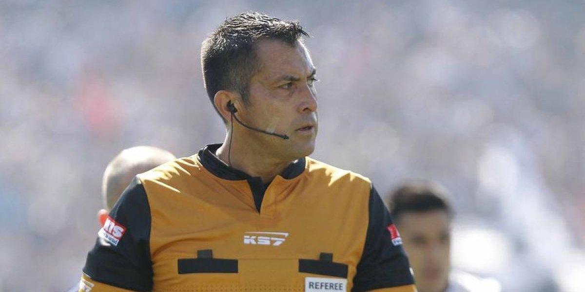 Julio Bascuñán se encargará del VAR en partido de Copa Libertadores