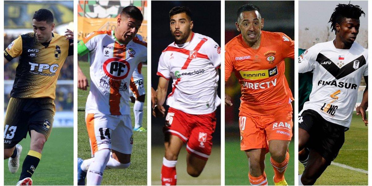 Coquimbo corre con ventaja: La electrizante lucha en la B por el ansiado retorno a Primera División