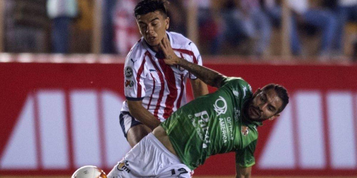 Chivas, con cambios obligados para visitar al Monterrey