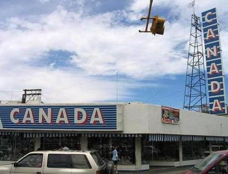 Zapaterías Canadá