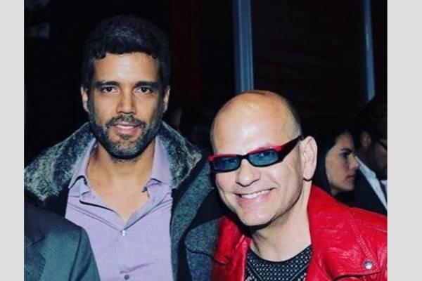 Alejandro García y Gabriel Blanco