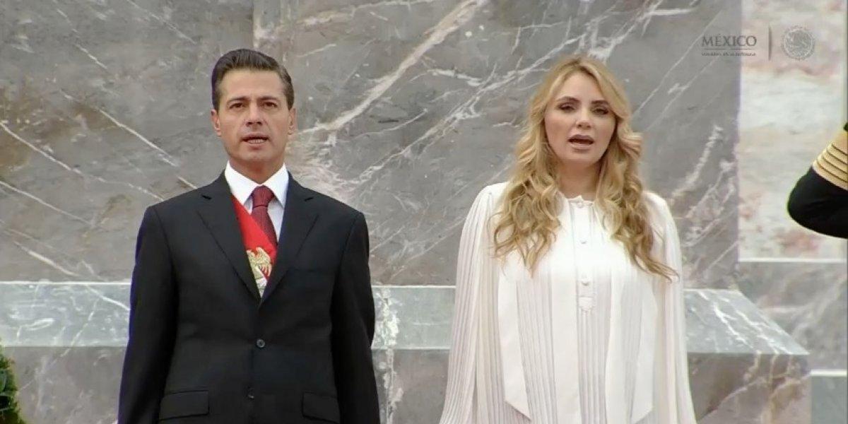 Peña Nieto encabeza el 171 Aniversario de la Gesta Heroica de los Niños Héroes