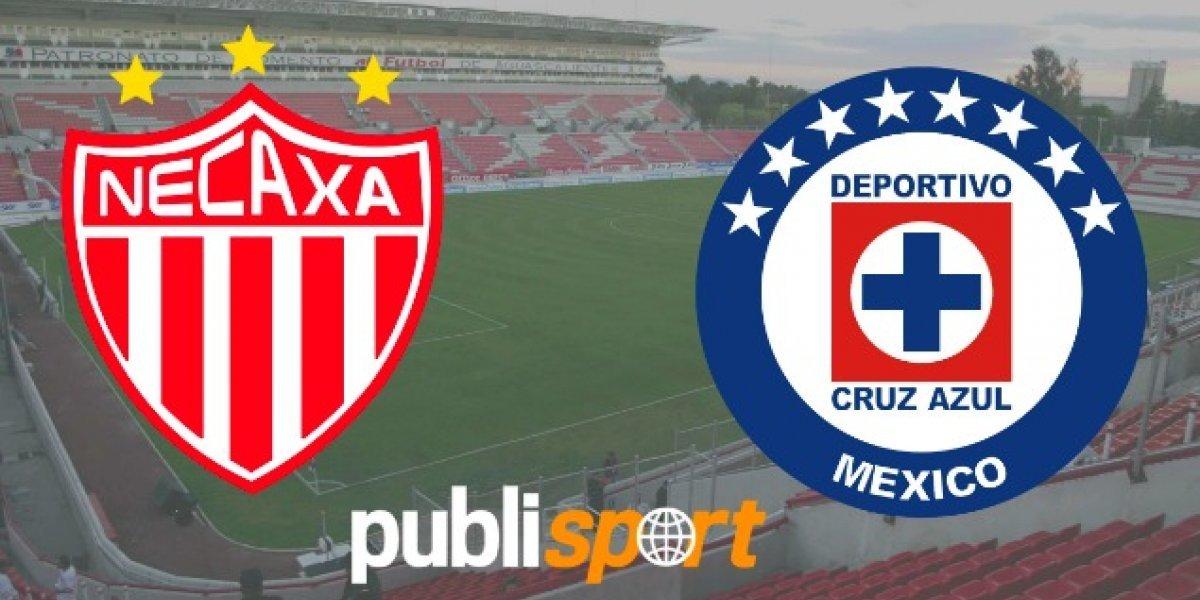 Publisport y StubHub te invitan al partido entre Necaxa y Cruz Azul