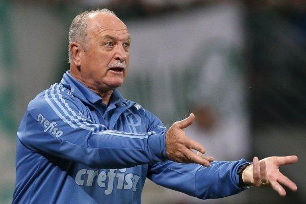 Felipao no es invencible / imagen: Twitter Palmeiras