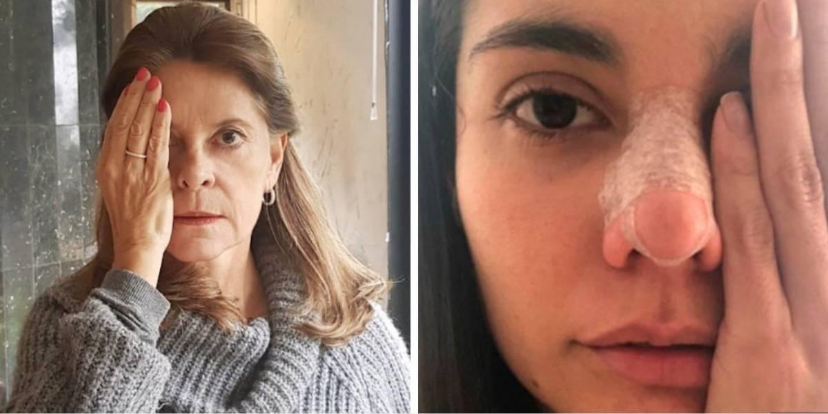El mensaje de Marta Lucía Ramírez para Eileen Moreno