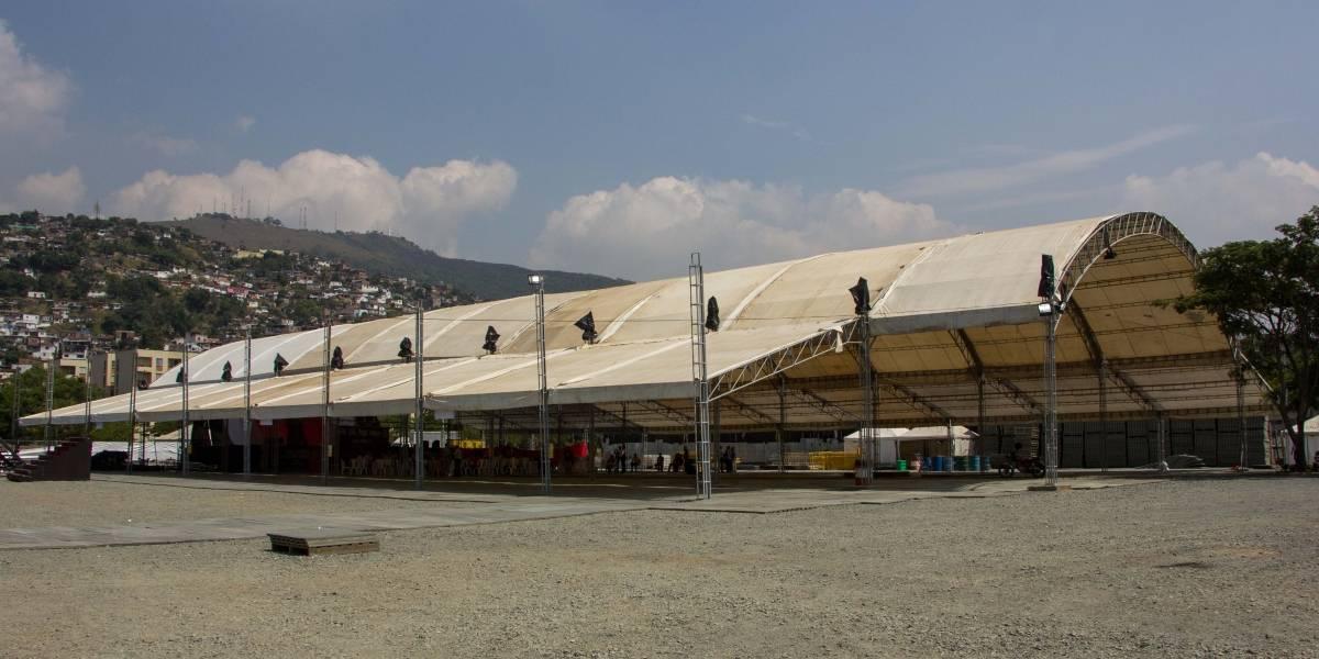 Sigue la polémica por nueva ubicación de la Carpa Club San Fernando, ahora Carpa La 50