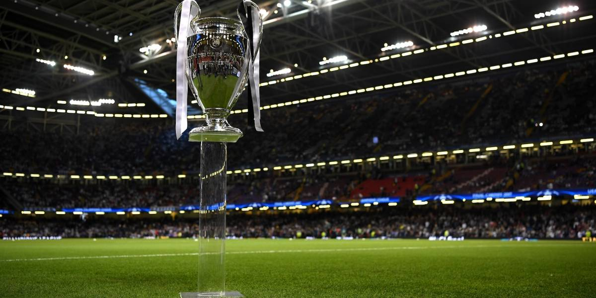 Descartan Final de Champions League fuera de Europa