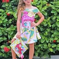 Refrescantes y divertidas las niñas del West Fashion Week