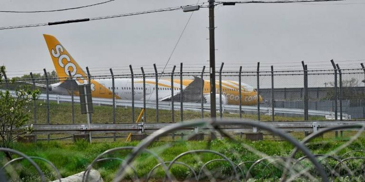 Cierran pista de aeropuerto japonés tras hallar una bomba enterrada