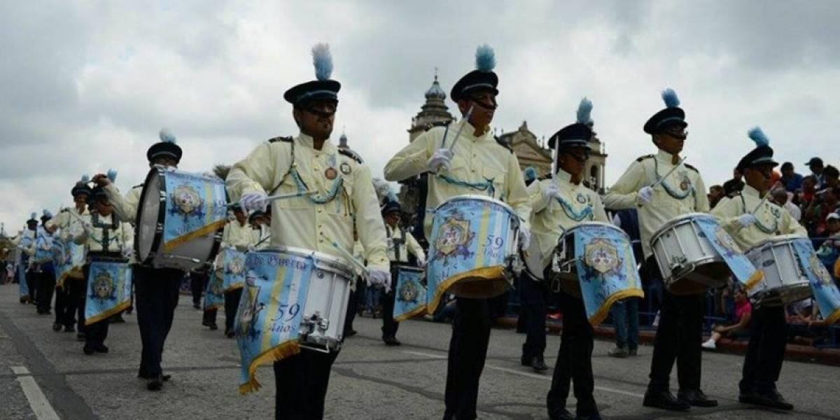 Conoce el recorrido del desfile cívico escolar