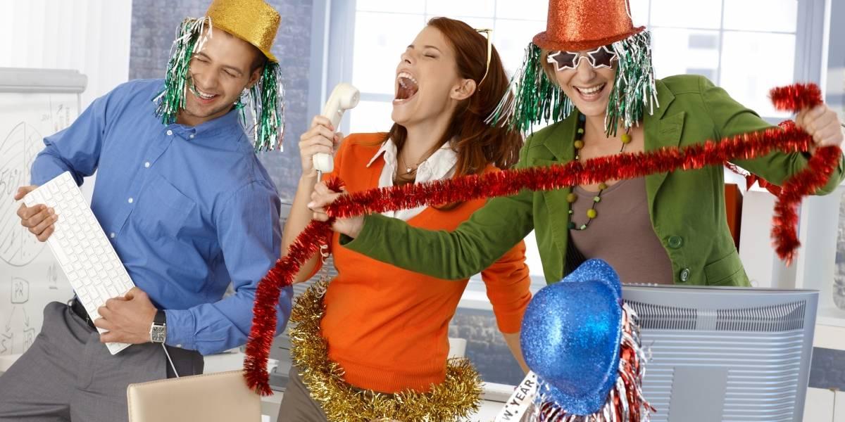 Tips para que  los empleados  también  festejen