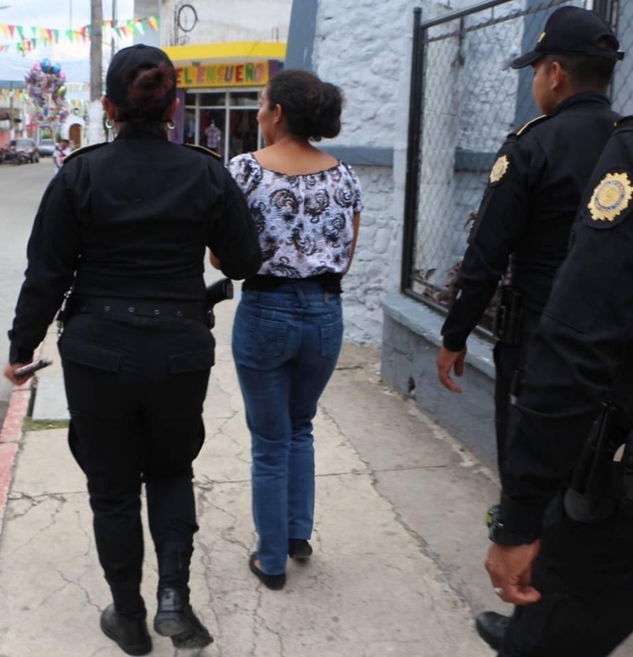 pala con droga en cárcel de Jalapa