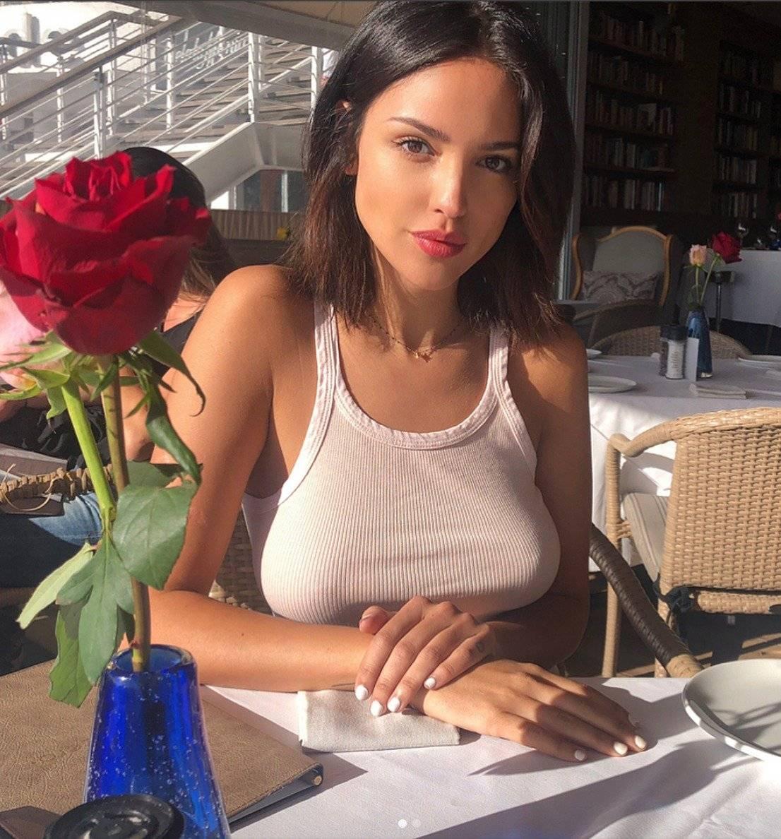 La actriz tiene 28 años de edad Instagram