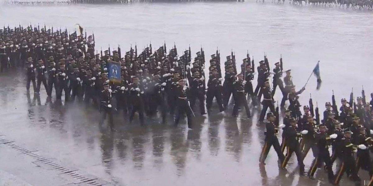 ¿Qué pensamos los mexicanos sobre militares y policías?