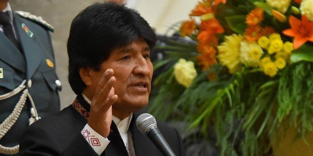 """Ex presidente de Bolivia se aburrió de Evo y le pide decir la verdad: """"Basta de jugar con el pueblo, La Haya no regala mar"""""""